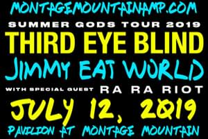 Spin Radio Welcomes Third Eye Blind and Jimmy Eat World to the Pavilion at Montage