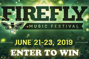 Win Firefly Tickets from Spin Radio