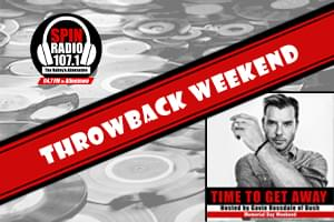 Spin Radio Throwback Weekend