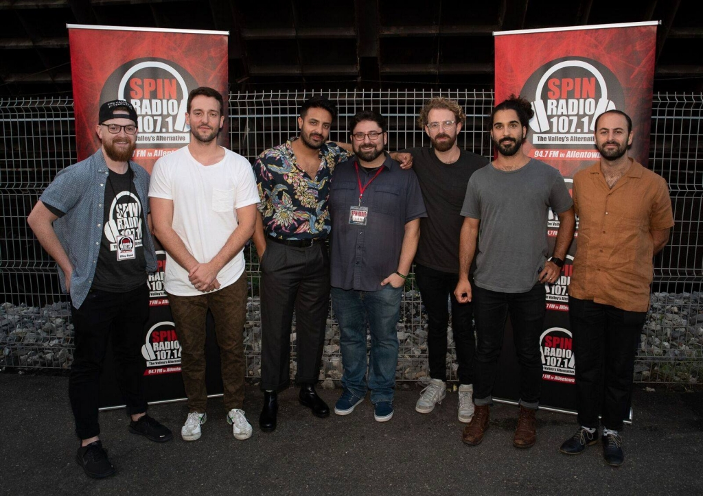 Becker w/ Young the Giant