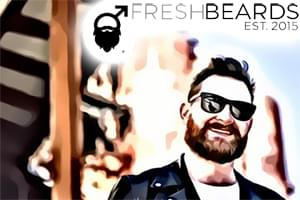 Win a FreshBeards Prize Pack with Riley Reed and Spin Radio!