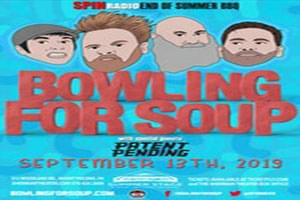 Bowling for Soup at Mount Airy September 17th