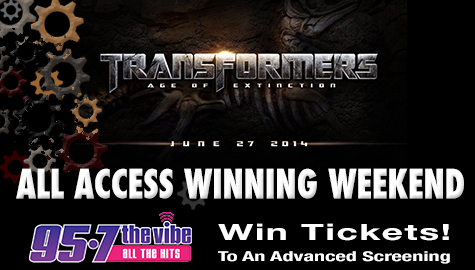 Win tickets to an advanced Screening of Transformers and MKTO tickets!