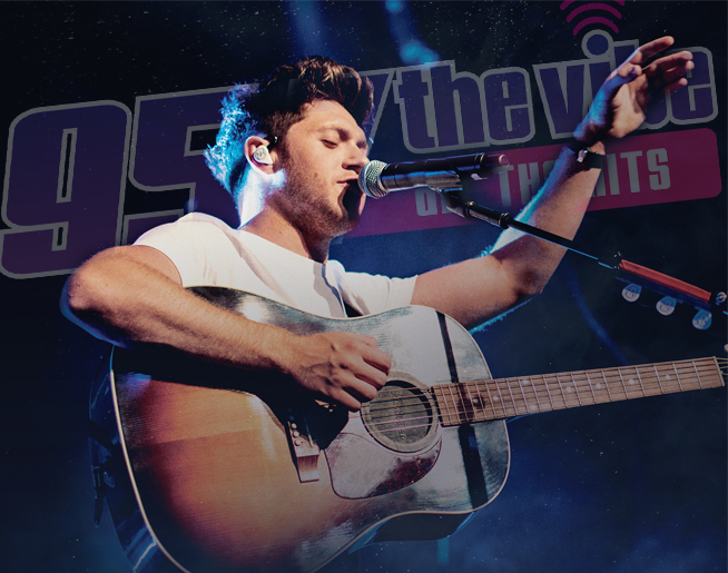95-7 The Vibe welcomes Niall Horan to Starlight Theatre!