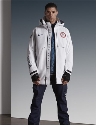 Team USA Olympic Outfits Revealed | KCHZ-FM | 95-7 The VIBE