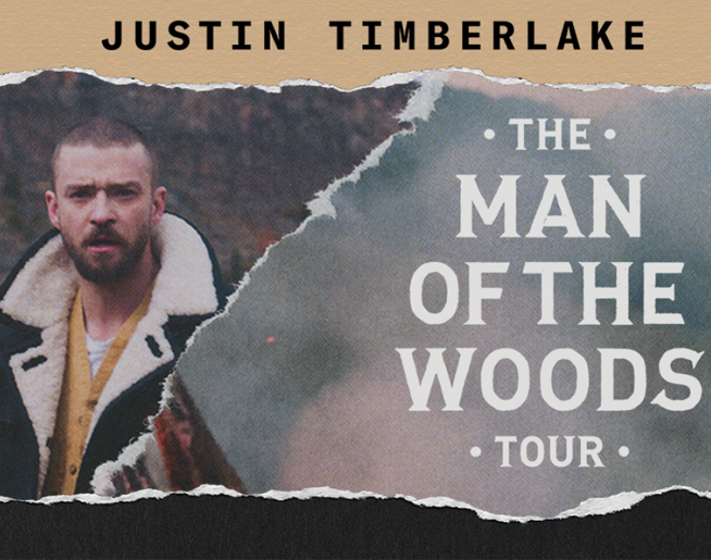 Justin Timberlake – March 21st at Sprint Center – Listen to win FLOOR TICKETS!