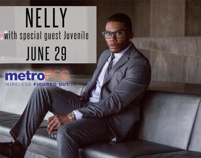 Nelly & Juvenile LIVE on June 29th