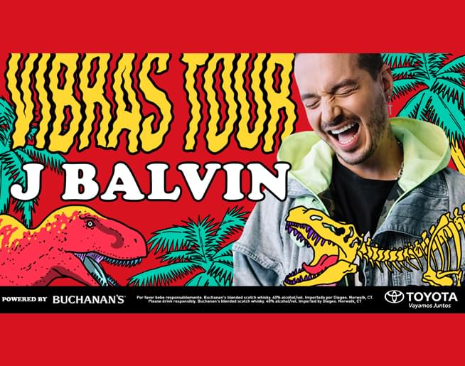 J Balvin LIVE at Starlight Theatre on October 13th