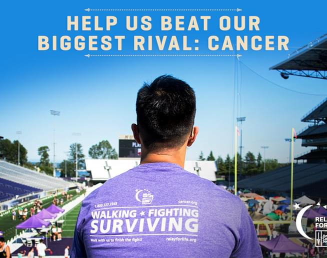 Relay For Life on June 23