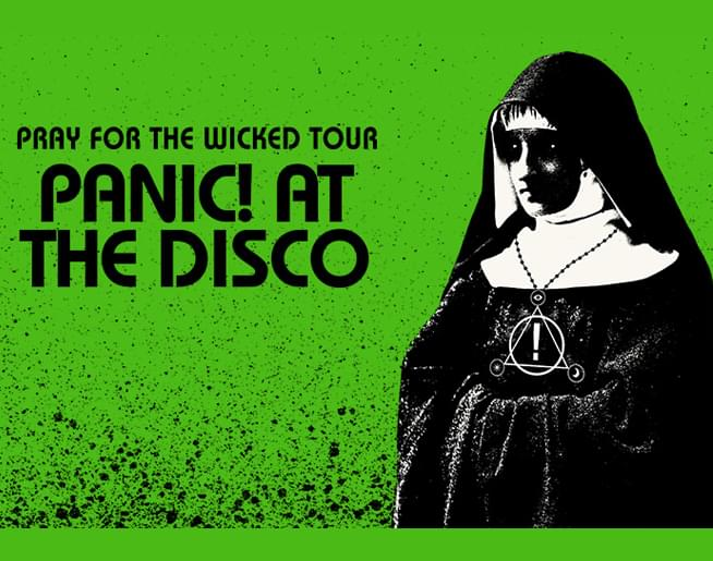 Panic! At The Disco at Sprint Center on Feb 2