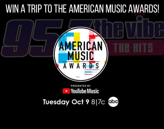 Win a trip to the AMA's!