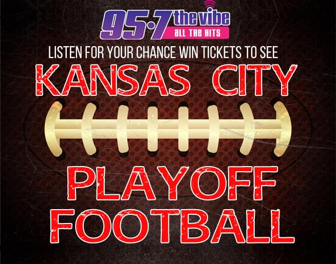 95-7 The Vibe is sending you to the AFC Championship!