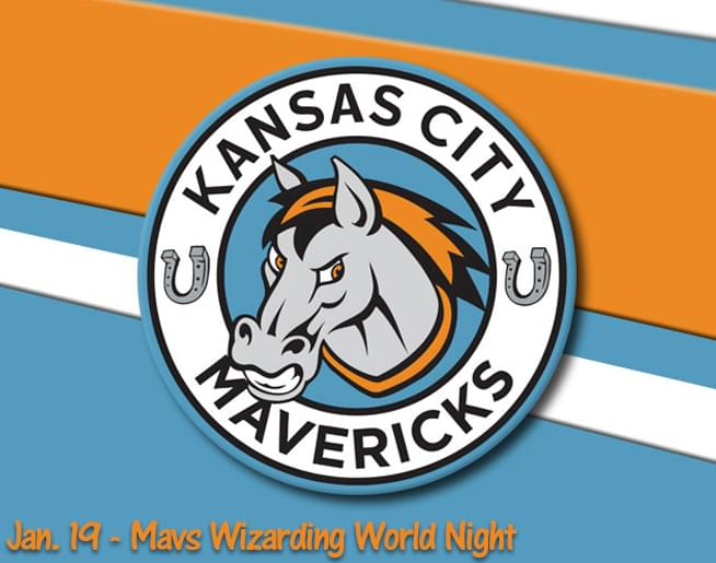 Mavericks Wizarding World Night – January 19th