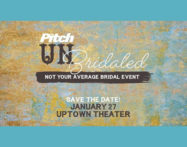 The Pitch's UnBridaled – January 27 – ENTER TO WIN!