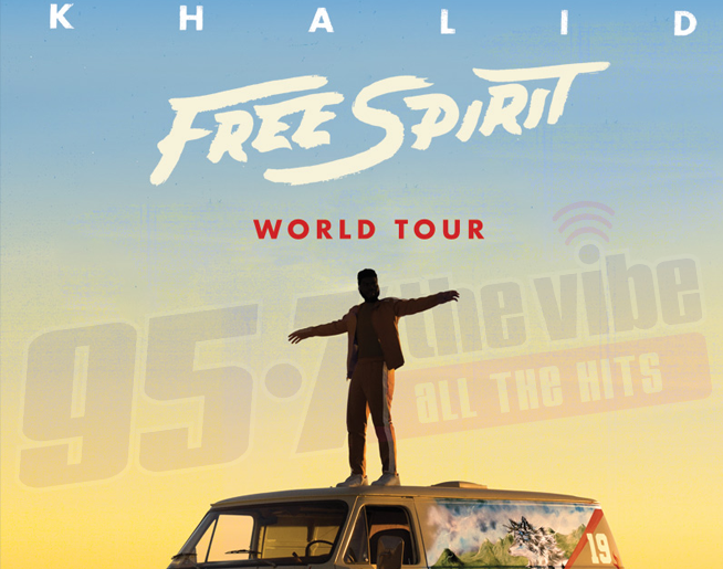Khalid // 7.21.19 @ Sprint Center