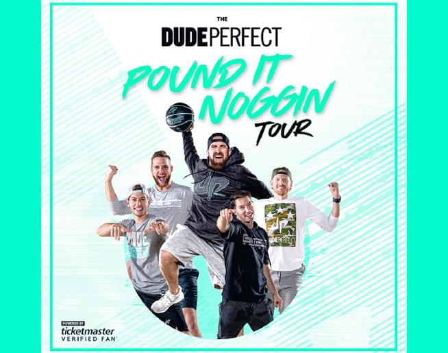 Dude Perfect LIVE on July 19th