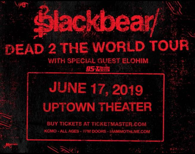 Blackbear // 6.17.19 @ Uptown Theater