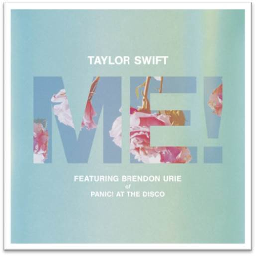 THE NEW TAYLOR SWIFT single is here!  CHECK OUT 'ME'