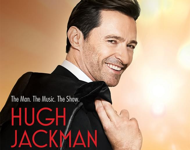 Hugh Jackman // 10.13.19 @ Sprint Center