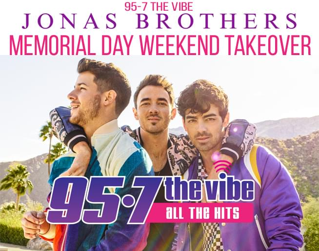 Jonas Brothers Memorial Day Weekend Takeover