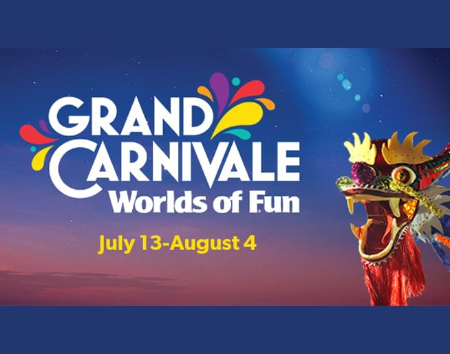 Worlds of fun Grand Carnivale