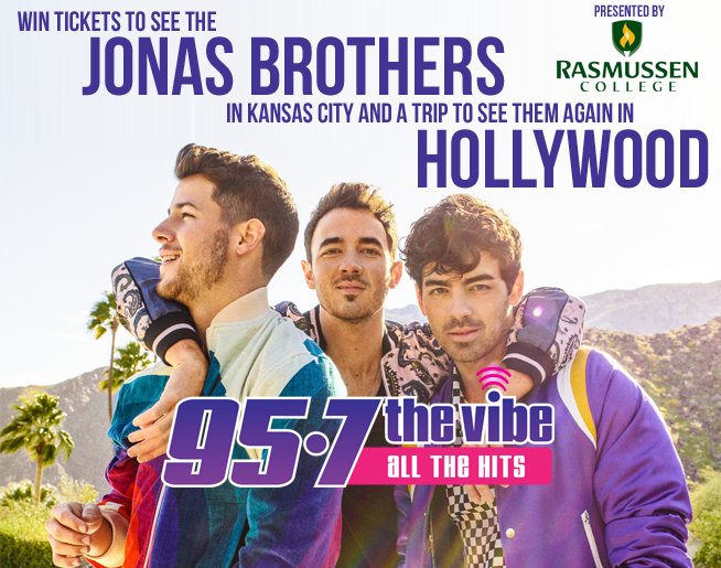 Jonas Brothers – Here & There Flyaway!