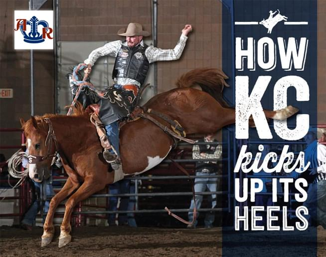 American Royal Rodeo – Sept. 27-28