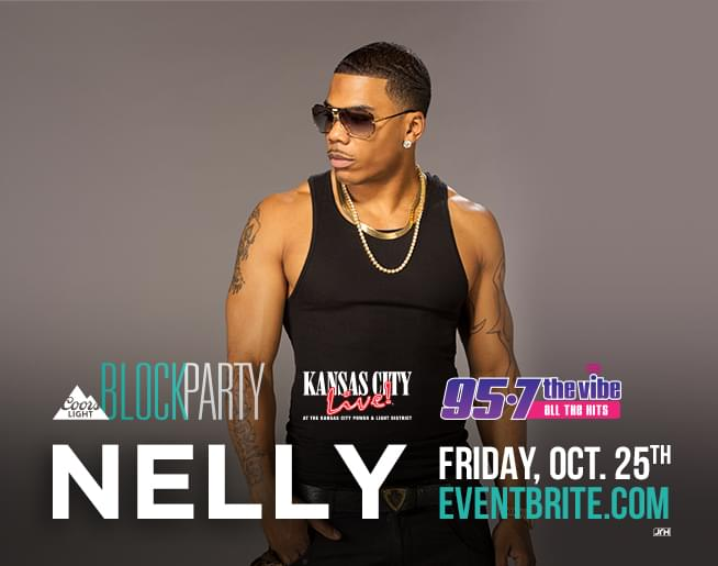 Nelly // 10.25.19 @ Kansas City Live!