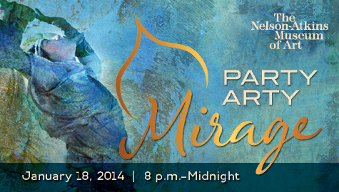 """Party Arty """"Mirage"""""""
