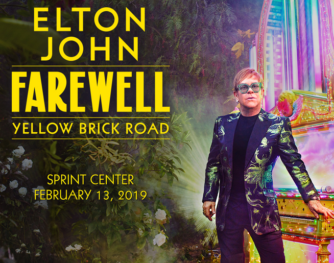 102.5 JACK-FM welcomes Elton John! SOLD OUT