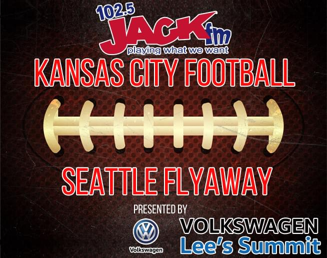 Win the KC Football flyaway to Seattle!