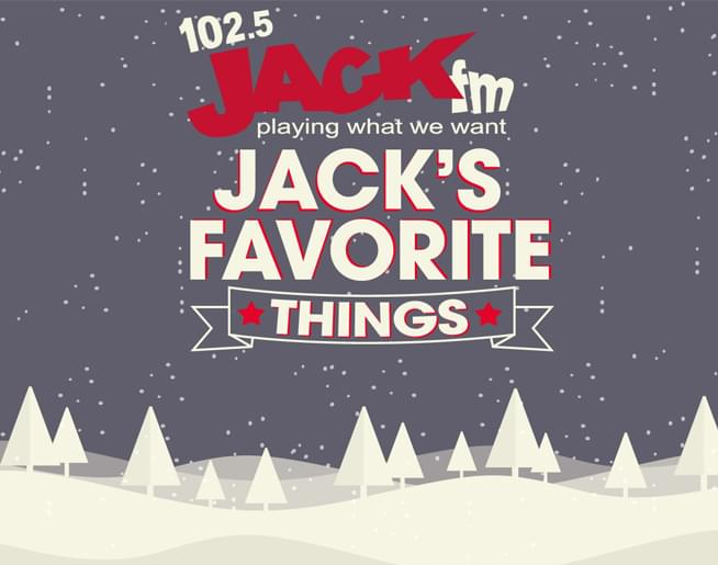 Win JACK'S Favorite Things!