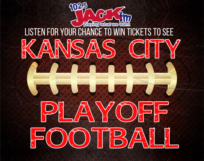 Win tickets to see Kansas City Playoff Football!
