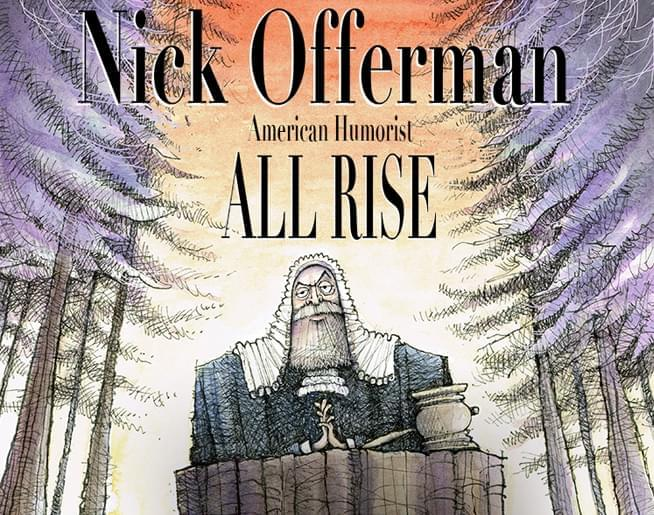 Nick Offerman at the KC Music Hall on Sept. 27th