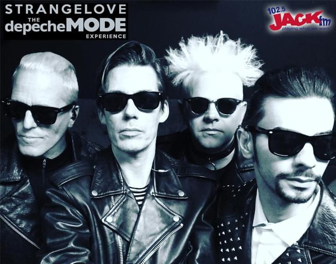 Strangelove – The Depeche Mode Experience on July 26th