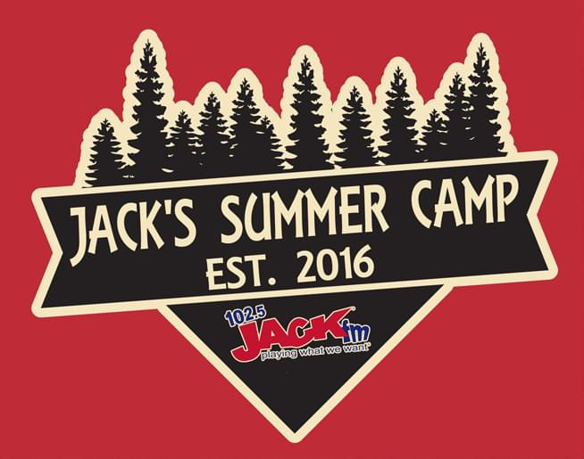 Listen all summer long to win with Jack's Summer Camp!