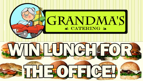 KCMO Office Invasion with Grandma's Catering