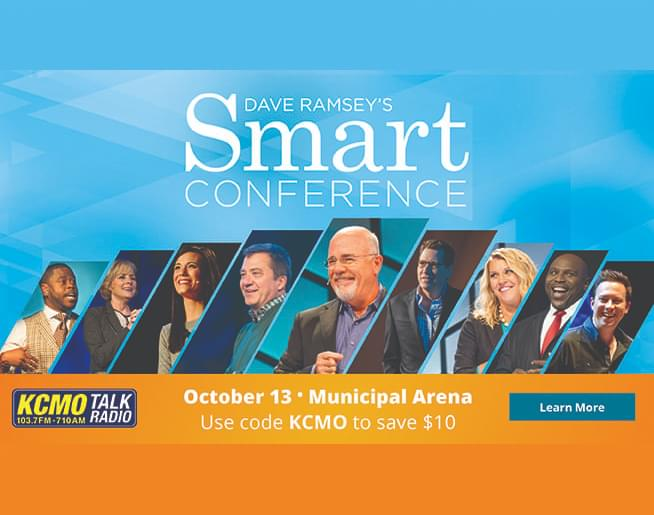 Dave Ramsey – Smart Conference – Sat Oct 13th – Municipal Auditorium