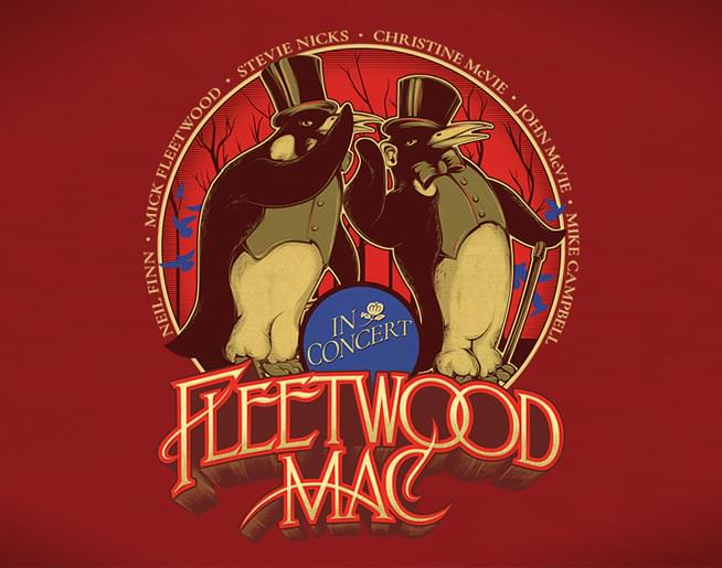 Fleetwood Mac LIVE at Sprint Center on October 18