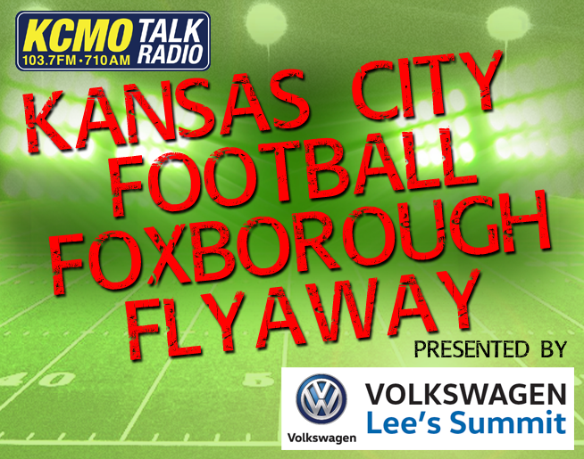 Win a trip to see Kansas City take on New England!