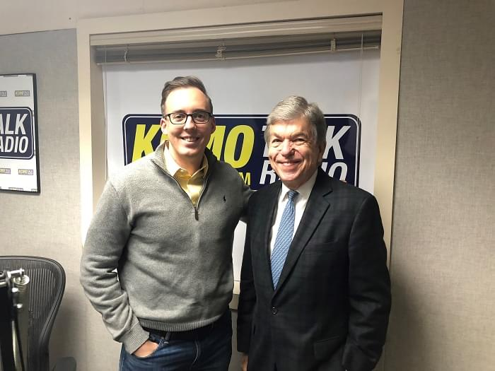 Missouri U.S. Senator Roy Blunt on KCMO