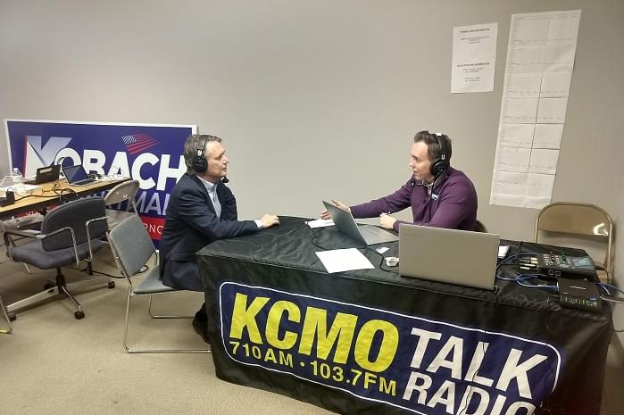Departing Kansas Governor Jeff Colyer Joins Pete Mundo on KCMO