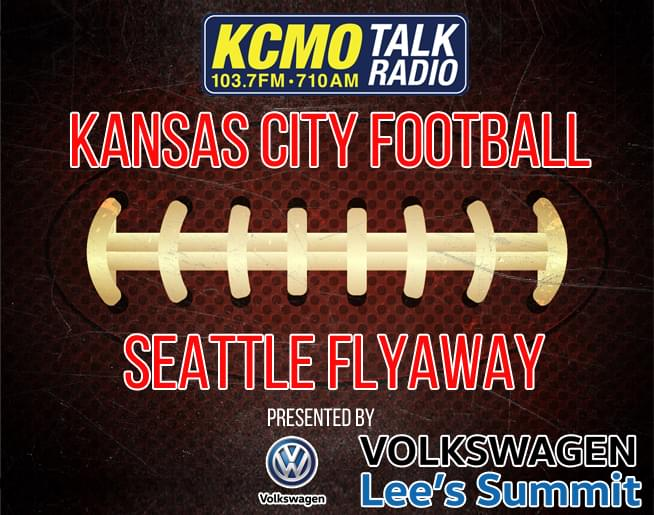 Listen to win a Seattle Football Flyaway!