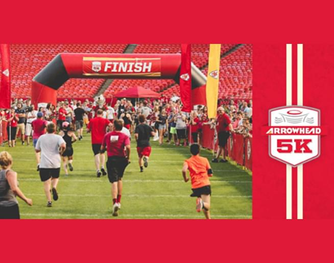 Arrowhead 5K – May 31st