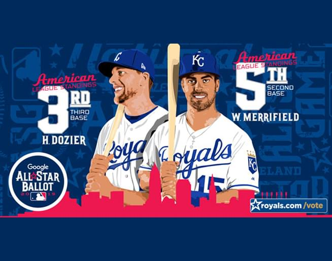 royals all star vote