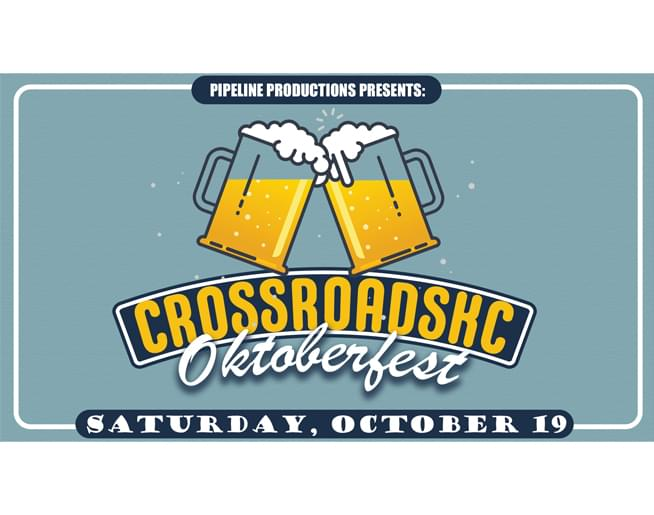 Oktoberfest at CrossroadsKC on October 19