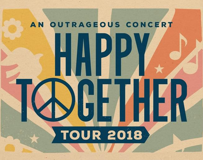 Happy Together Tour LIVE at the Kauffman Center on August 19th
