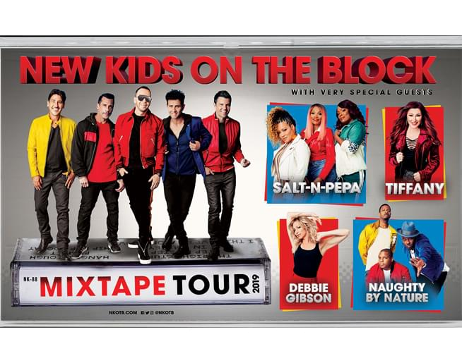 New Kids on the Block – May 7