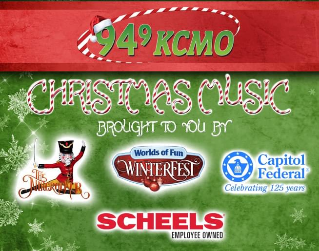 Thank you to our sponsors for non-stop Christmas music all season long!