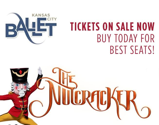 KC Ballet Presents The Nutcracker Nov. 30 – Dec. 23
